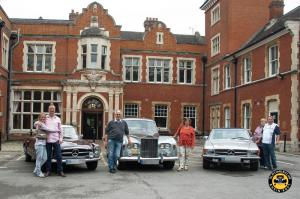 unser Quartier in Maidstone: Oakwood House - Bild 10 - OCRE Clubtour in die Grafschaft Kent * Mai 2016