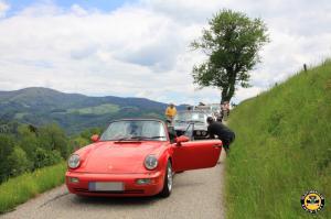 unterwegs auf entlegenen Straßen - OCRE Clubreise in den Schwarzwald (30.5.-2.6.2019)