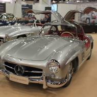 1.5 Millionen Euro für einen Mercedes 300 SL Flügeltürer - Besuch der RETRO CLASSICS Cologne 2017