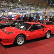sehr viele Ferraris wurden angeboten - darunter auch zwei F40 - Interclassics Maastricht 2018