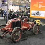 der Renault Type 1 wurde im Jahr 1902 im Motorsport eingesetzt - Interclassics Maastricht 2018