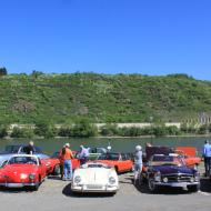 Parken am Andernacher Rheinufer direkt beim Bollwerk - OCRE Saisonöffnung 2018