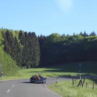 unterwegs in der Vulkan-Eifel - OCRE Saisonöffnung 2018