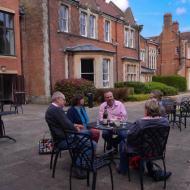 unser Quartier in Maidstone: Oakwood House - Bild 9 - OCRE Clubtour in die Grafschaft Kent * Mai 2016