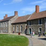 Besuch von Dover Castle - Bild 8 - OCRE Clubtour in die Grafschaft Kent * Mai 2016