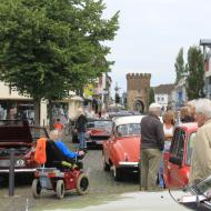 unterwegs auf dem Marktplatz (5) - 6. Oldtimertreffen in Erftstadt Lechenich (24.06.2018)