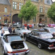 unterwegs auf dem Marktplatz (6) - 6. Oldtimertreffen in Erftstadt Lechenich (24.06.2018)