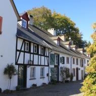 Burgbering in Kronenburg - OCRE-Herbstausfahrt 2018