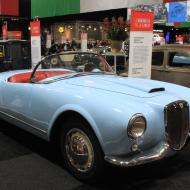 Sonderausstellungsflächen *La Grandezza della Lancia* - Interclassics Maastricht 2019