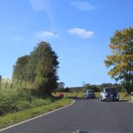 Gründungsfahrt 2012 - unterwegs