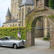 Besichtigung der Wallfahrtskirche Bödingen - OCRE - Saisoneröffnung 2019 (19.05.2019)