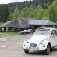 kurzer Stop auf dem Feldberg - OCRE Clubreise in den Schwarzwald (31.5.2019)