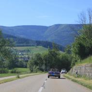 unterwegs in Richtung Titisee - OCRE Clubreise in den Schwarzwald (1.6.2019)