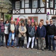 Pfalztour 2013 - Gruppenfoto in St. Martin