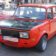 Simca 1000 Rallye 2 als motorsportlich ambitioniertes und erfolgreiches Fahrzeug, schön erhalten - OCRE Oldtimertreffen 2019