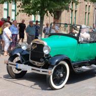 Ford A Phaeton mit seinerzeit starkem 40 PS-Vierzylinder (1928) - OCRE Oldtimertreffen 2019