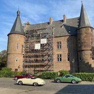 Abfahrt an Burg Konradsheim - OCRE Saisonabschluß 2020