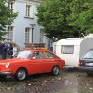 Impressionen von Oldtimertreffen 2014 auf dem Lechenicher Marktplatz (10)