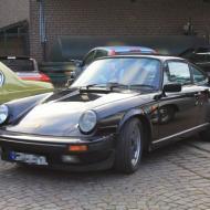 OCRE - Herbstausfahrt 2013 : Porsche 911 ... ausnahmsweise geputzt