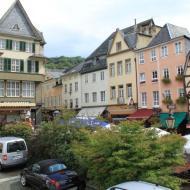Linz am Rhein feiert ein Stadtfest in der historischen Altstadt