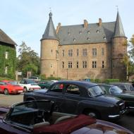 Startpunkt war Burg Konradsheim