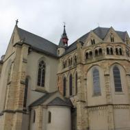 OCRE - Herbstausfahrt 2013 : Stiftskirche St. Martin und St. Severus in Münstermaifeld