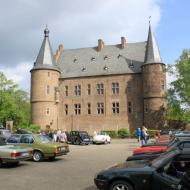 Burg Konradsheim - Startpunkt der Ausfahrt nach Zons
