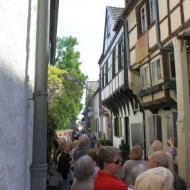 Rheinstraße in Zons  (12.05.2015)