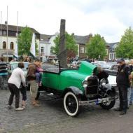Ford Model A - Nachfolger der Tin Lissy  - Oldtimertreffen in Erftstadt Lechenich 2015