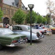 es gab nicht nur Luxusmarken wie Mercedes, BMW und Rolls Royce zu sehen  - Oldtimertreffen in Erftstadt Lechenich 2015