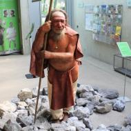 Saisoneröffnung 2016: Rekonstruktion eines Neanderthalers