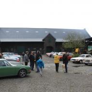 Saisoneröffnung 2016: Start der Tour war der Konraderhof bei Köln