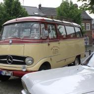 Mercedes O 319 - Kleinbus aus der Wirtschaftswunderzeit