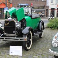 eines der ältesten Teilnehmer - Ford Model A, Baujahr 1928