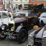 Morris Cowley - Baujahr 1926 - wahrscheinlich das älteste Fahrzeug des Treffens