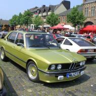 BMW 528i in sehr seltener Orginalfarbe