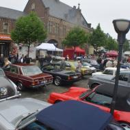 OCRE - Oldtimertreffen - Blick über den Marktplatz (1)