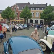 OCRE - Oldtimertreffen - Blick über den Marktplatz (2)