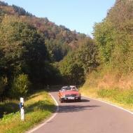 OCRE Herbstausfahrt 2016 : unterwegs in der Eifel (4)