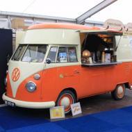 Kaffeebude - stilecht im VW T1 Lieferwagen