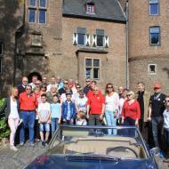 Startpunkt war Burg Konradsheim - OCRE Saisoneröffnung 2017 (21.05.2017)