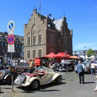 Impressionen vom 5. Oldtimertreffen vom Oldtimerclub Rhein-Erft auf dem Marktplatz von Erftstadt-Lechenich (5)