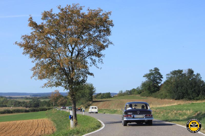 unterwegs in der Eifel - OCRE Saisonabschluß 2020