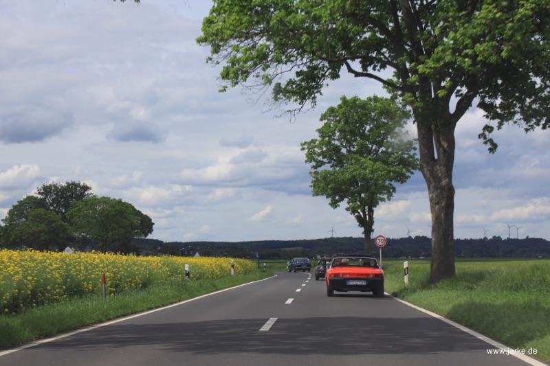 Fahrt durch den Erftkreis - OCRE Saisoneröffnung 2017 (21.05.2017)