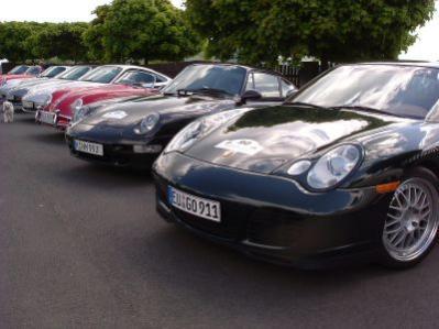 Scheibenwischer porsche 996